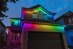Two-story-rainbow-lighting