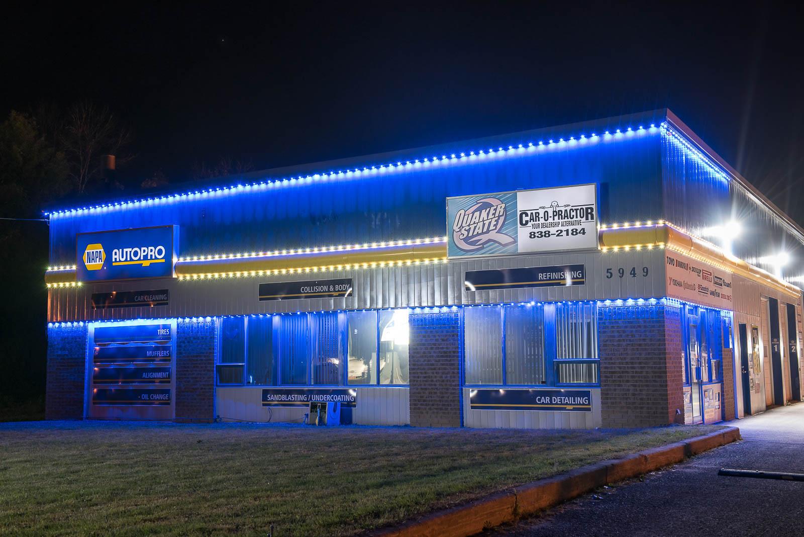 Business Lighting by Alien Lights